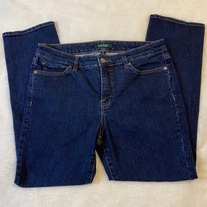 Lauren Ralph Lauren straight leg jeans size 8P